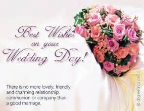 Wedding Day Messages Best Wishes Quotes For Wedding Quotesgram