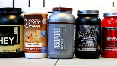 r protein powder top 5 best protein powders rizknows shopswell
