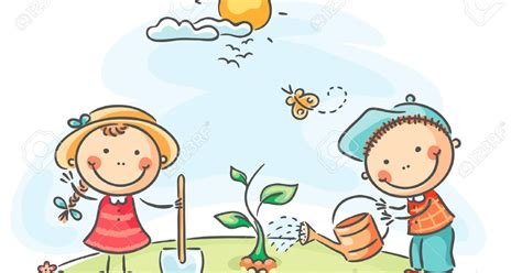 imagenes niños sembrando plantas maestra rossy proyecto sembrando aprendo con las plantas