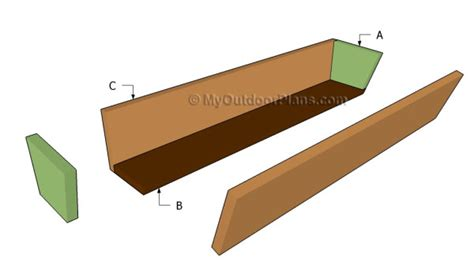 Wooden Planter Box Window Woodworking Plans Pdf Plans Window Planter Box Plans