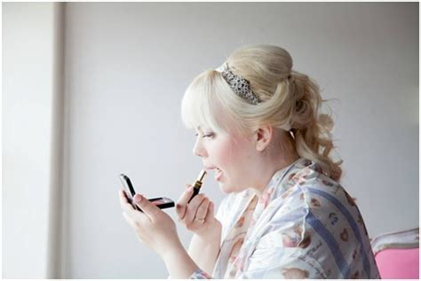 hair and makeup yorkshire weddings in yorkshire