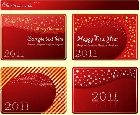 Festive Cards Templates festive card template vector free vector in