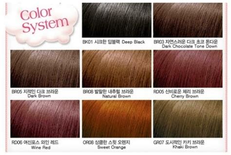 Harga Semir Matrix Warna Coklat angelkawai s diary review etude style hair