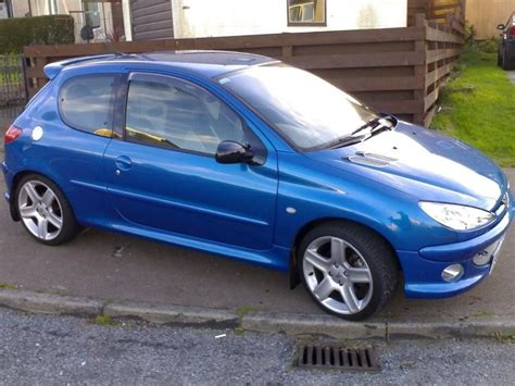 peugeot gti 206 peugeot 206 gti 180 photos reviews news specs buy car
