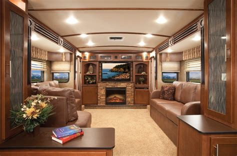fifth wheel living room in front dutchmen introducing komfort fifth wheel with front lounge
