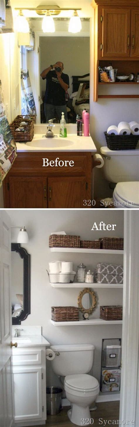 Shelf Ideas For Bathroom 25 best diy bathroom shelf ideas and designs for 2017