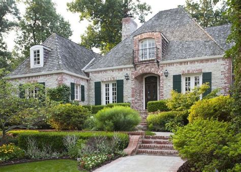 french country style brick homes � 24 spaces