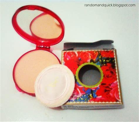 Fanbo Gold Powder 20gr jual fanbo compact powder bedak padat merah di lapak