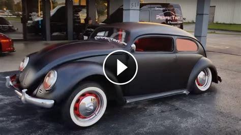badass bug full custom  volkswagen beetle