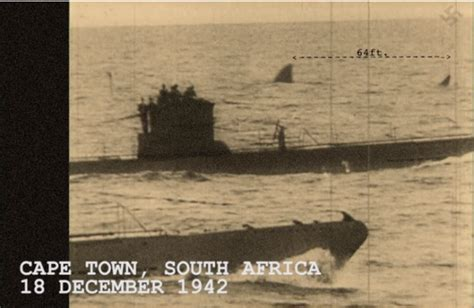 submarine shark attack 2014 south africa more proof a megalodon did not swim with the nazis ars