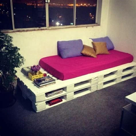pallet sofa bed diy recycled pallet sofa bed furniture ideas with pallets