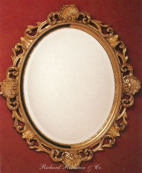 mirror s french style gold mirror