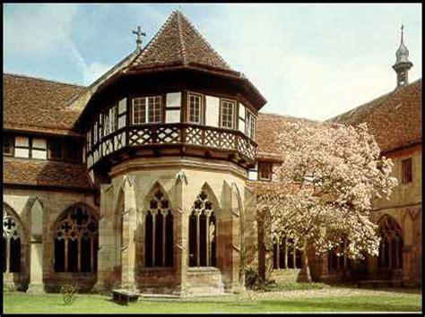 maulbronn monastery world heritage in baden wurttemberg 2