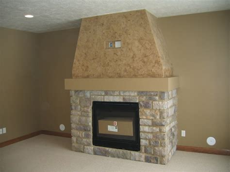 Fireplace Finishes Ideas by Faux Fireplace Finishes Myideasbedroom