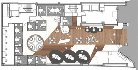 bank interior layout plan westpac flagship concept bank branch retail