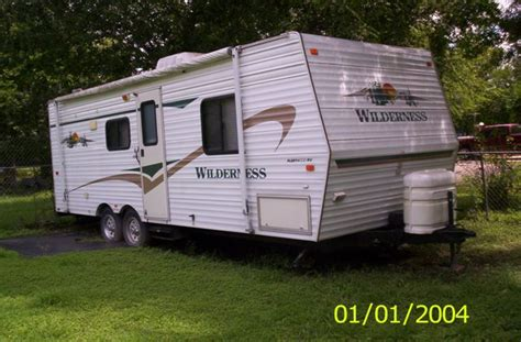 02 Fleetwood Wilderness RV For Sale
