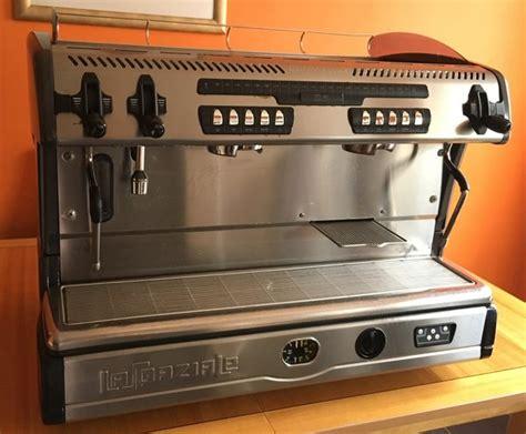 espresso machine equipment secondhand catering equipment 2 group espresso machines