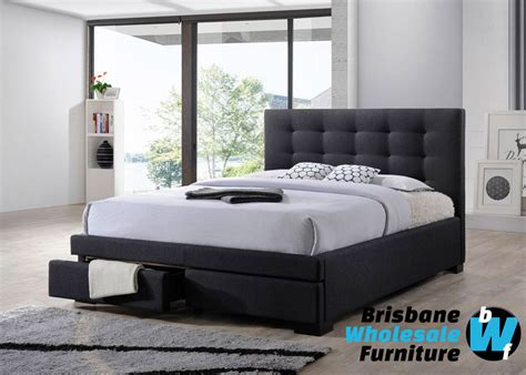 King Bed Frame Brisbane Bronte King And Bed Brisbane Wholesale Furniture