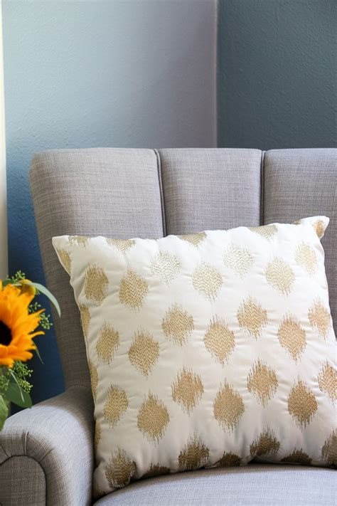 dining room chair pillows creating a dining room lounge