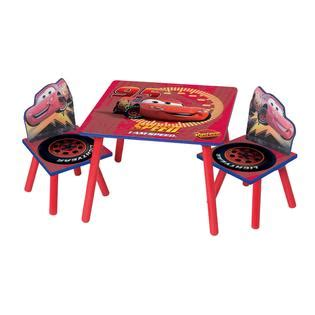 cars table and chairs disney cars table chairs set