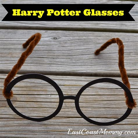 elf on the shelf harry potter printable east coast mommy harry potter glasses and ties with free