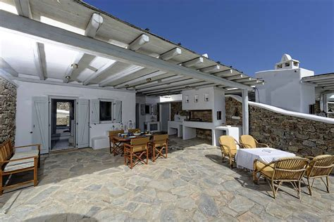 mykonos villas for sale villa with pool and sea view in mykonos villas for sale