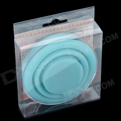 Gelas Lipat Silicone Foldable 200ml portable silicone folding collapsible cup blue 200ml free shipping dealextreme