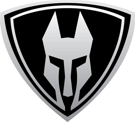 Helm Security Logo security graphic design and user interface for startups