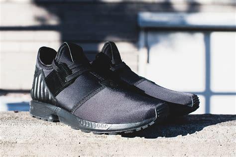 Zx Flux Plus adidas zx flux plus black sneaker bar detroit