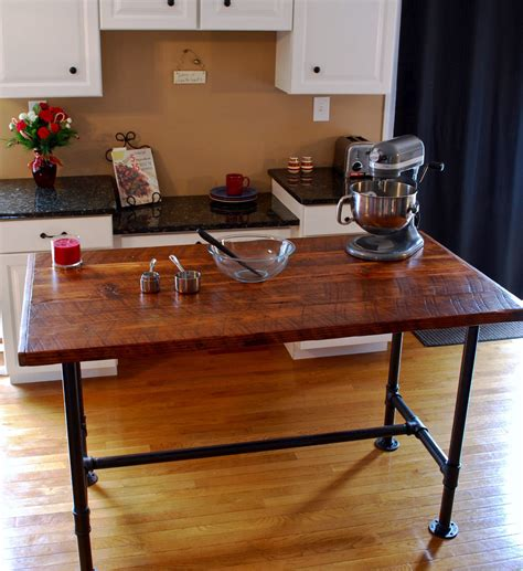 industrial kitchen island industrial kitchen island industrial pipe table kitchen prep