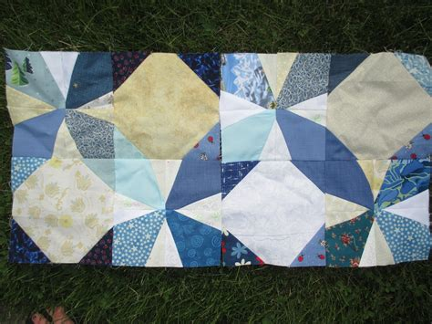 Hexie Garden Quilt Pattern by To Sew S Garden A Hexie Quilt