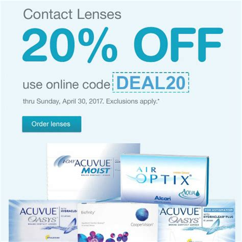 len discount walgreens 20 contact lenses mybargainbuddy