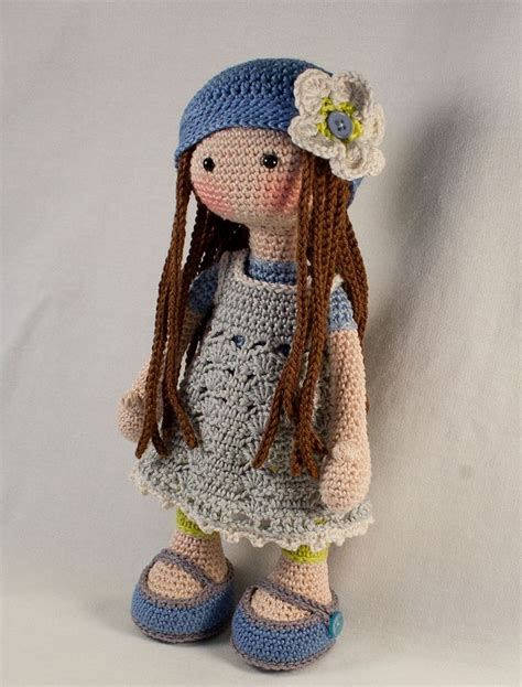 amigurumi pattern ravelry ravelry doll lilly by carocreated design amigurumi