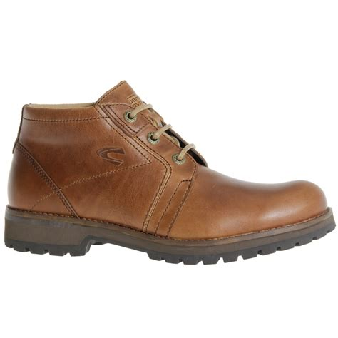 best leather boots camel active manx mens casual low top leather boots
