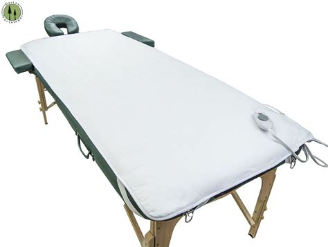 table blanket heater massage table warmer heating pad