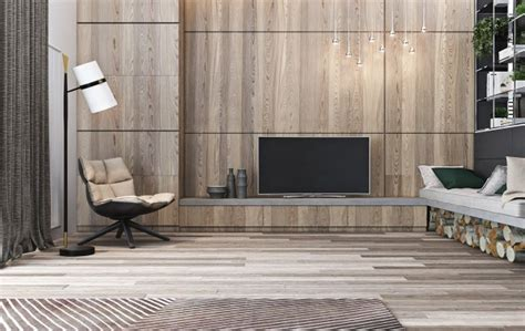 a tour of 4 homes with on trend wood wall treatments the