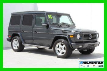 how does cars work 2005 mercedes benz g class engine control sell used 2005 mercedes benz g 500 4matic suv premium 4wd awd g wagon in houston texas united