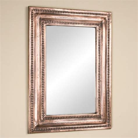copper bathroom mirrors best 25 copper mirror ideas on pinterest copper frame