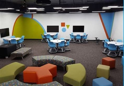 Great Room Layout Ideas classroom of the future unveiled local news