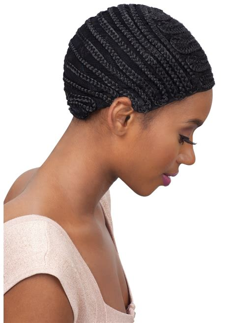 braid hairstyles black women on cap hair weave with netting cap remy indian hair