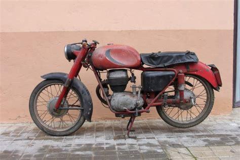 vintage maserati motorcycle rare maserati motorcycle 150ccm 1958 oldtimer