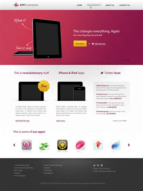 web ui layout design designing killer web ui layouts with freebies ultimate