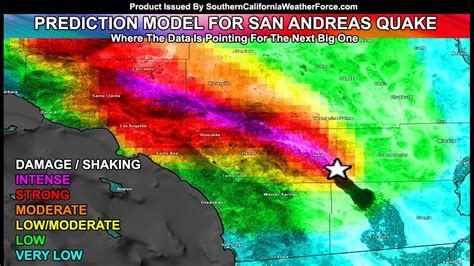 earthquake prediction robert swetz is predicting a major earthquake in califo
