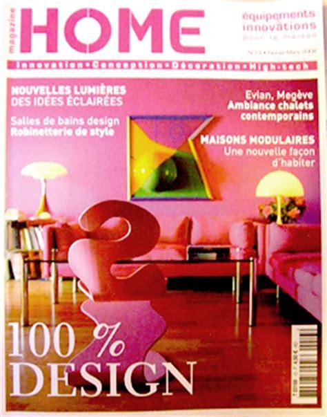 zeitschrift deko magazines d 233 co et architecture