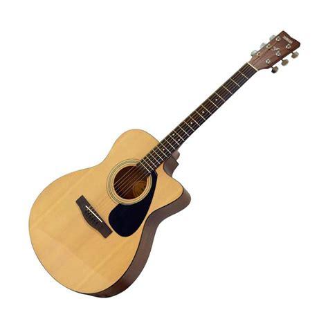 Jual Softcase Gitar Akustik Yamaha jual yamaha fs 100 c gitar akustik free softcase dan 2