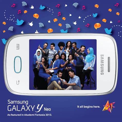Handphone Samsung Galaxy Y Neo 5 review dan harga android murah dibawah 1 juta