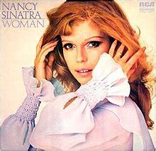 Nancy Sinatra Discography Wikipedia The Free Encyclopedia | woman nancy sinatra album wikipedia