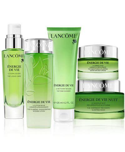 Lancome Energie De Vie lanc 244 me 201 nergie de vie collection skin care