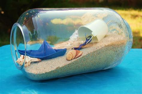centrotavola tema mare di vetro   SEA WEDDING, MATRIMONIO