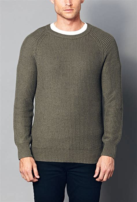 Ribbed Sweater by Ribbed Sweaters For Baggage Clothing